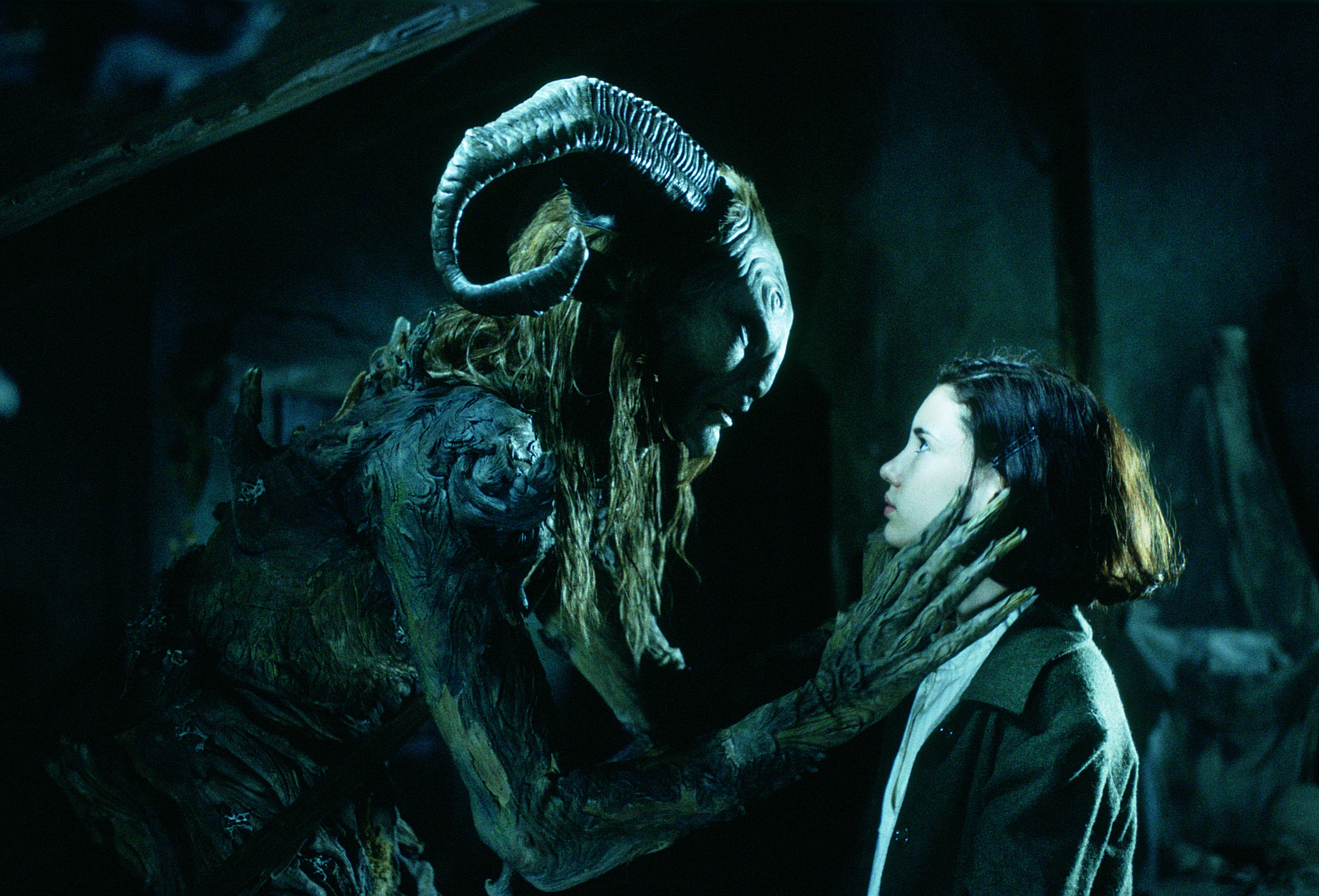 For that matter, the Faun from Pan's Labyrinth is a classic Abductor type.