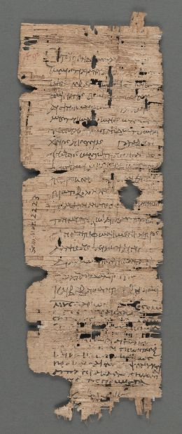 Papyrus_bill_of_sale_donkey